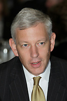 October 10, 2012 - Montreal. Quebec , Canada - Dominic Barton, Global managing director, McKinsey & Company speak at the CORIM about Competitiveness and Trade:<br /> Opportunities in a World in Transition<br /> <br /> PHOTO :  Agence Quebec Presse - Pierre Roussel