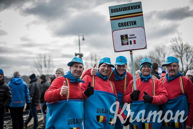 crazy belgians<br /> <br /> Men U23 Race<br /> UCI CX Worlds 2018<br /> Valkenburg - The Netherlands