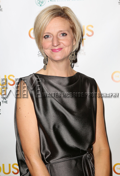 Director Marianne Elliot attends the Broadway Opening Night Performance After Party for 'The Curious Incident of the Dog in the Night-Time'  at Urbo on October 5, 2014 in New York City.