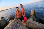 SMART Team members Steve and Jeff Bower