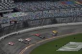 #7: Acura Team Penske Acura DPi, DPi: Helio Castroneves, Ricky Taylor, Race Start, Green Flag