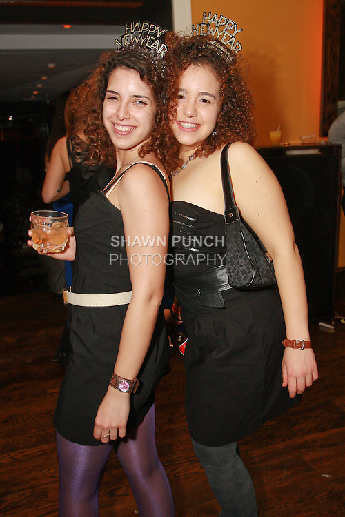 Guest celebrate New Years at The Liberty Thearter, located at 234 West 41st Street NYC, on January 01, 2012