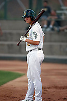 Stephen Parker -  AZL Athletics - 2009 Arizona League.Photo by:  Bill Mitchell/Four Seam Images