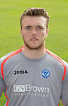 St Johnstone FC 2013-14<br /> Zander Clark<br /> Picture by Graeme Hart.<br /> Copyright Perthshire Picture Agency<br /> Tel: 01738 623350  Mobile: 07990 594431