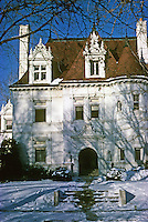 St. Louis: West End--Kingsbury Place. Chateau style mansion. Photo '78