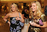 From left: Lauren Clark and Kristen Nix at the Houston Chronicle's Best Dressed announcement party at Neiman Marcus Tuesday Jan. 19,2010.(Dave Rossman/For the Chronicle)