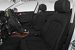 Front seat view of 2016 Audi A6 Competition 4 Door Sedan front seat car photos