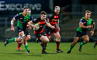 Friday 6th March 2020 | Armagh RFC vs Ballynahinch RFC<br /> <br /> Shea O'Brien during the Bank Of Ireland Ulster Senior Cup Final between the City of Armagh RFC and Ballynahinch RFC at Kingspan Stadium, Ravenhill Park, Belfast, Northern Ireland. Photo by John Dickson / DICKSONDIGITAL