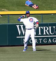 Noel Cuevas - Chicago Cubs 2020 spring training (Bill Mitchell)