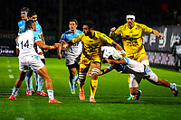 Victor VITO of Stade Rochelais during the Top 14 match between Bayonne and La Rochelle at Stade Jean Dauger on October 9, 2020 in Bayonne, France. (Photo by Pierre Costabadie/Icon Sport) - Stade Jean Dauger - Bayonne (France)