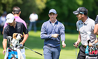 Rory McIlroy during Practice Day at BMW PGA Championship Wentworth Golf at Wentworth Drive, Virginia Water, England on 22 May 2018. Photo by Andy Rowland.