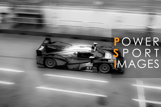 PRT Racing, #67 Ginetta LMP3, driven by Ate de Jong, Charlie Robertson and Martin Rump in action during the Free Practice 2 of the 2016-2017 Asian Le Mans Series Round 1 at Zhuhai Circuit on 29 October 2016, Zhuhai, China.  Photo by Marcio Machado / Power Sport Images
