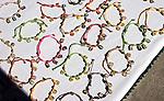Bracelets, Espanola Way, South Beach, Miami, Florida