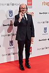 Santiago Segura attends to XXV Forque Awards at Palacio Municipal de Congresos in Madrid, Spain. January 11, 2020. (ALTERPHOTOS/A. Perez Meca)