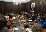 24/08/15_Media Interaction with Minister Pyne