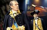 THE GENERAL FROM AMERICA by Nelson ;<br /> Corin Redgrave ( as George Washington ) ;<br /> David Tennant ;<br /> The Royal Shakespeare Comapany ;<br /> at the Barbican Theatre, London, UK ;l<br /> July 1996 ;<br /> Mark Ellidge Archive ;<br /> Credit: Mark Ellidge Archive / Performing Arts Images<br /> www.performingartsimages.com<br /> ***Educational Licence Use Only under Performing Arts Images Subscription Service.*** None of these images can be used commercially without prior written permission. ***Contact office@performingartsimages.com for details***