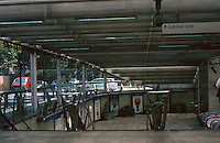 London:  Jubilee Line, Bermondsey Station--Ian Ritchie Architects.  Photo 2005.