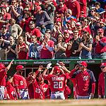 2014-04-06 MLB: Atlanta Braves at Washington Nationals
