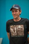 APR 30,2015: John Size,trains Luger,at Champions Mile Barrier Draw at Sha Tin in New Territories,Hong Kong. Kazushi Ishida/ESW/CSM