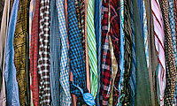 Collection of shirts donated to Salvation Army. HTC EVO Phone photo. Manipulated with app.
