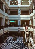 Philadelphia: Lit Brothers--Atrium. Burt Hill Kosar Rittelmann Assoc. Photo '88.