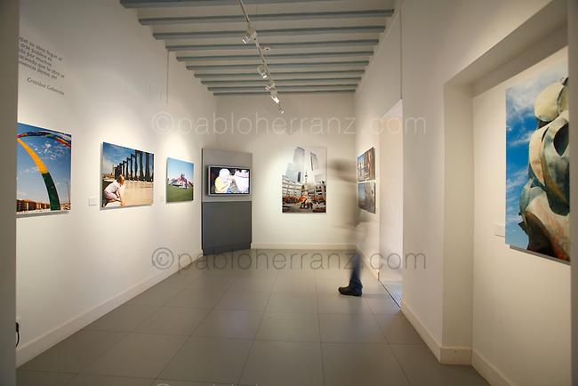 Fundacion Casa Pintada. Interior. Mula. Murcia.