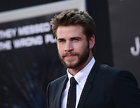 Liam Hemsworth @ the premiere of 'Independence Day: Resurgence' held @ the Chinese theatre.<br /> June 20, 2016.