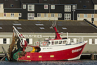 Europe/France/Normandie/Basse-Normandie/50/Manche/Cherbourg: Le port, Bateau de  Pêche // // France, Manche, Cotentin, Cherbourg, the harbour - fishing boat