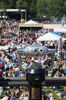 Spy Viewing Machine, Northwest Folklife Festival 2016, Seattle Center, Washington, USA.