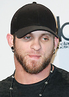 LOS ANGELES, CA, USA - NOVEMBER 23: Brantley Gilbert poses in the press room at the 2014 American Music Awards held at Nokia Theatre L.A. Live on November 23, 2014 in Los Angeles, California, United States. (Photo by Xavier Collin/Celebrity Monitor)