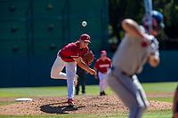 Stanford Baseball v Fresno State, March 28, 2021