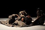 LINGS..Conception - chorégraphie : Edmond Russo, Shlomi Tuizer..Interprétation : ..Romain Bertet/ Romain Cappello..Mélanie Cholet / Emilie Cornillot..Aurore Di Bianco / Alexia Bigot..Ariane Guitton..Edmond Russo..Shlomi Tuizer..Création musicale : Andrea Cera..Création lumière : Laurence Halloy..Création costumes : Alexandra Bertaut..Compagnie : Affari Esteri..Lieu : Theatre Paul Eluard..Ville : Bezons..le 08/12/2011..© Laurent Paillier / photosdedanse.com..All rights reserved