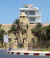 Dakar, Senegal.  Dakar Museum.