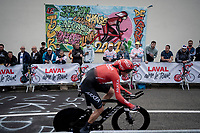 Anthony Delaplace (FRA/Arkéa Samsic)<br /> <br /> Stage 5 (ITT): Time Trial from Changé to Laval Espace Mayenne (27.2km)<br /> 108th Tour de France 2021 (2.UWT)<br /> <br /> ©kramon