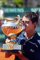 16-7-06,Scheveningen, Siemens Open,  finals, winner Garcia-Lopez