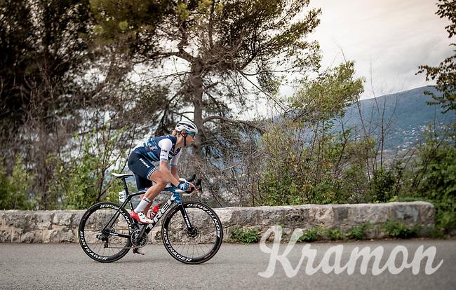Anna Plichta (POL/Trek-Segafredo)<br /> <br /> 7th La Course by Tour de France 2020 <br /> 1 day race from Nice to Nice (96km)<br /> <br /> ©kramon