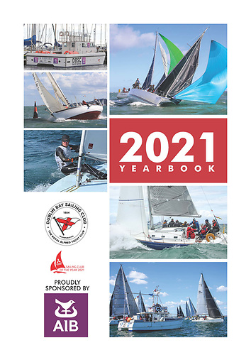 DBSC launched its 2021 season on Dublin Bay with a training mini series on Saturday and also published its 2021 yearbook