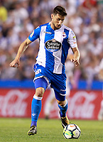 Deportivo de la Coruna's Borja Valle during La Liga match. August 20,2017.  *** Local Caption *** © pixathlon