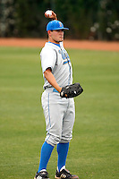 Gavin Brooks - 2009 UCLA Bruins.Photo by:  Bill Mitchell/Four Seam Images