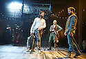 The Rover by Aphra Behn, A Royal Shakespeare Company Production directed by Loveday Ingram. With Joseph Millson as Willmore, Leander Deeny as Blunt, Patrick Knowles as Frederick . Opens at The Swan Theatre, Stratford Upon Avon on 15/9/16. CREDIT Geraint Lewis