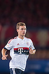 Joshua Kimmich of Bayern Munich in action during the Bayern Munich vs Guangzhou Evergrande as part of the Bayern Munich Asian Tour 2015  at the Tianhe Sport Centre on 23 July 2015 in Guangzhou, China. Photo by Aitor Alcalde / Power Sport Images