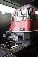 SBB Cargo, Swiss Railways Maintenance Facility in Chiasso, Switzerland