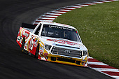 NASCAR Camping World Truck Series<br /> Drivin' For Linemen 200<br /> Gateway Motorsports Park, Madison, IL USA<br /> Saturday 17 June 2017<br /> Ryan Truex, Diebergs Toyota Tundra<br /> World Copyright: Barry Cantrell<br /> LAT Images