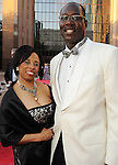 Phyllis and Cornel Williams at the Houston Grand Opera's Yellow Rose Ball at the Wortham Theater Saturday April 10,2010. (Dave Rossman Photo)
