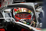 Haas F1 Team, Kevin Magnussen, takes part in the tests for the new Formula One Grand Prix season at the Circuit de Catalunya in Montmelo, Barcelona. February 19, 2020 (ALTERPHOTOS/Javier Martínez de la Puente)