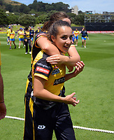 210124 Women's Super Smash Cricket - Wellington Blaze v Otago Sparks