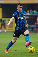 milan-inter - milano 21 febbraio 2021 - 23° giornata Campionato Serie A - nella foto: perisic ivan