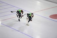 SCHAATSEN: HEERENVEEN, 13-08-2020, IJsstadion Thialf, Topsporttraining Thialf, ©foto Martin de Jong