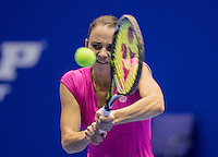 Rotterdam, Netherlands, December 14, 2016, Topsportcentrum, Lotto NK Tennis, Bibiane Schoofs (NED)  <br /> Photo: Tennisimages/Henk Koster