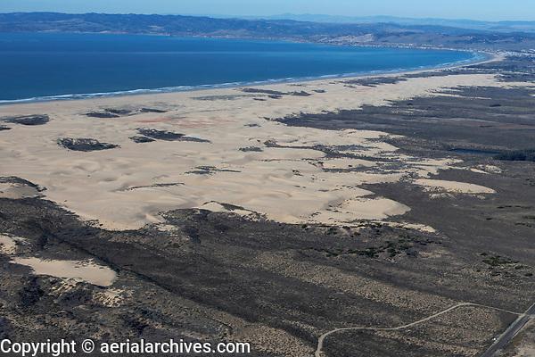 aerial photograph of Arroyo Grande, San Luis Obispo County, California